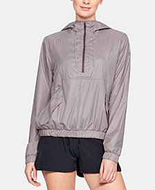 Under Armour Half-Zip Windbreaker