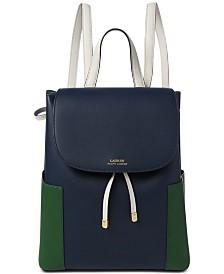 Lauren Ralph Lauren Dryden Leather Backpack