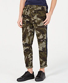 American Rag Men's Camo Cuffed Chinos, Created for Macy's
