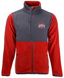 J America Men's Ohio State Buckeyes Rainier Jacket