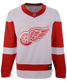 Authentic NHL Apparel Men's Detroit Red Wings Breakaway Jersey