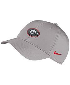 Nike Georgia Bulldogs Dri-Fit Adjustable Cap