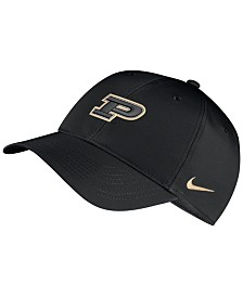 Nike Purdue Boilermakers Dri-Fit Adjustable Cap