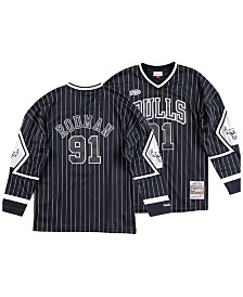 Mitchell & Ness Men's Dennis Rodman Chicago Bulls Concord Collection Jersey
