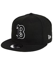 New Era UCLA Bruins Black White Fashion 9FIFTY Snapback Cap