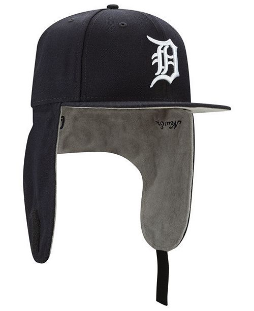 wholesale dealer 1ae69 ab43a ... New Era Detroit Tigers Team Color Dogear 59FIFTY-FITTED Cap ...