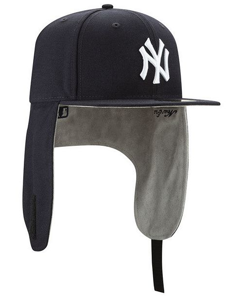 New Era New York Yankees Team Color Dogear 59FIFTY-FITTED Cap ... efb5692dbc30