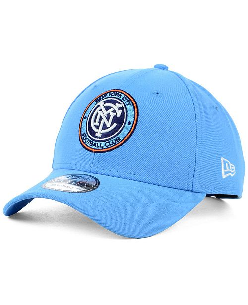 New Era New York City FC Core 9FORTY Cap