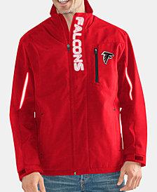 G-III Sports Men's Atlanta Falcons Energy Player Front Zip Jacket