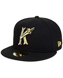 Charlotte Knights AC 59FIFTY-FITTED Cap