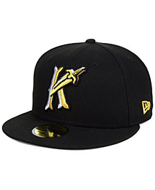 New Era Charlotte Knights AC 59FIFTY-FITTED Cap