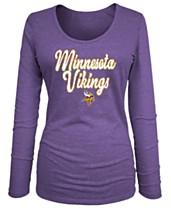 649faec7 Women Minnesota Vikings Shop: Jerseys, Hats, Shirts, Gear & More ...