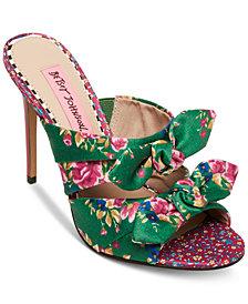 Betsey Johnson Rumors Dress Sandals