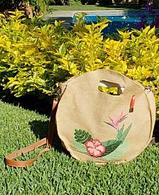 Palmera Beachwear Coko Round Bag