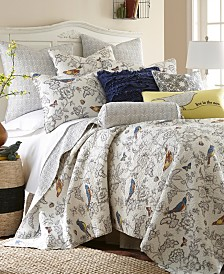 Levtex Home Mockingbird Twin Quilt Set