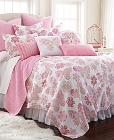 Home Kama Full/Queen Quilt Set
