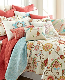Home Ashbury Spring Full/Queen Quilt Set