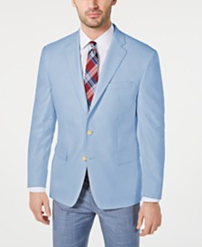 Lauren Ralph Lauren Men's Classic-Fit UltraFlex Stretch Solid Sport Coat