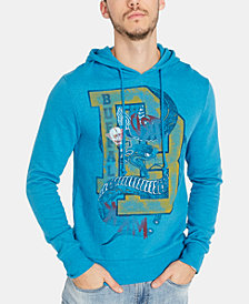 Buffalo David Bitton Graphic Print Hoodie