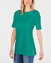 889e6c05229da Karen Scott Clothing - Womens Apparel - Macy s