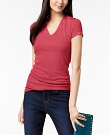 ba4c5601a07 Women s Petite Tops - Blouses   Shirts - Macy s
