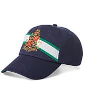 0d6ddbe5a675c Polo Ralph Lauren Men s Chino Baseball Cap
