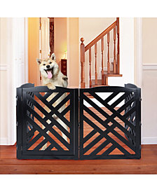 Lattice Pet Gate