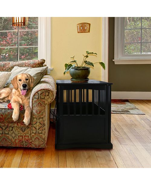 Yu Shan Pet Crate End Table