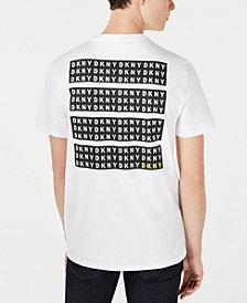 DKNY Men's Blocks Logo Graphic T-Shirt