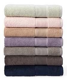 Lauren Ralph Lauren Sanders  Antimicrobial Cotton Solid Bath Towel Collection