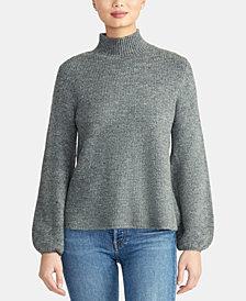 RACHEL Rachel Roy Ribbed Turtleneck Sweater, Created for Macy's