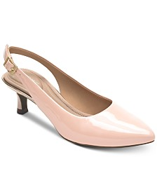 Rockport Total Motion Kaiya Slingback Pumps