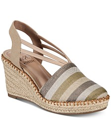 9516f072a92 Impo Taedra Espadrille Platform Wedges