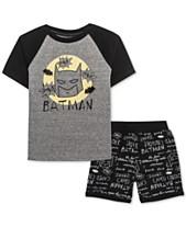 c554d8ea4f64f Batman Kids Character Shirts & Clothing - Macy's