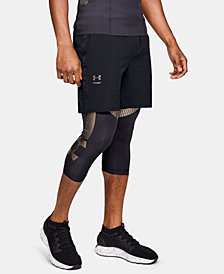 "Under Armour Men's Perpetual Logo 7"" Shorts"