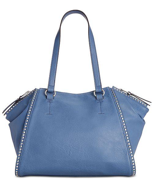 56d91ac29bce INC International Concepts I.N.C. Hazell Studded Shoulder Bag ...