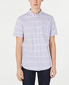Men's Striped Nep Shirt