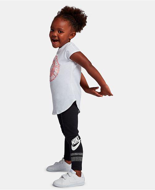 9dfe0d4dafe06 Nike Toddler Girls Futura Leggings  Nike Toddler Girls Futura Leggings ...