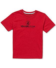 Volcom Little Boys Super Clean Logo Graphic T-Shirt