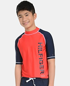 Tommy Hilfiger Big Boys Kito Rash Guard