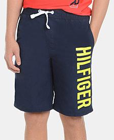 Tommy Hilfiger Big Boys Logo Graphic Board Shorts