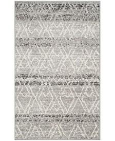 Safavieh Adirondack Silver and Ivory 3' x 5' Area Rug