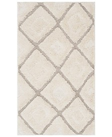 Olympia Cream and Beige 3' x 5' Area Rug