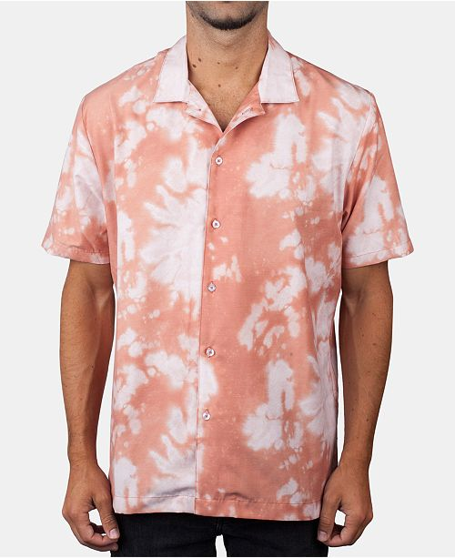 Neff Men's Daily Woven Graphic Shirt