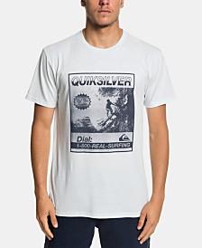 Quiksilver Men's Dialed Graphic T-Shirt