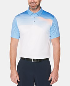 PGA TOUR Men's Pixelated Polo