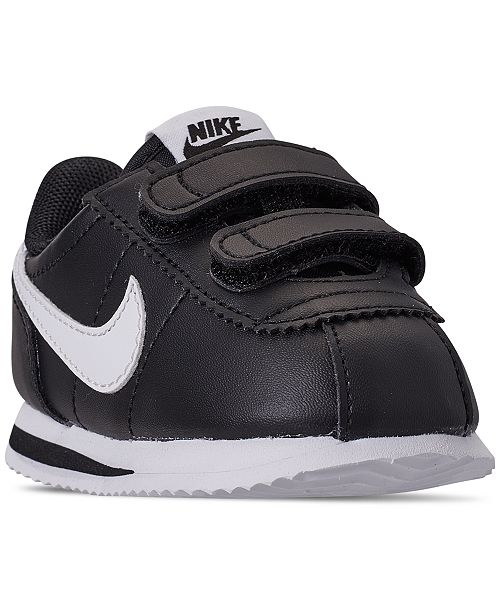 0dba578a942 Nike Toddler Boys  Cortez Basic SL Casual Sneakers from Finish Line ...