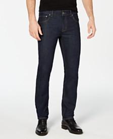 27439d9cfa38 INC International Concepts I.N.C. Stretch Slim Straight Jeans ...