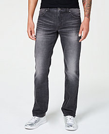 I.N.C. Men's Slim Straight Fit Jeans, Created for Macy's