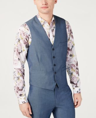 I.N.C. Men's Paul Slim-Fit Vest, Created for Macy's